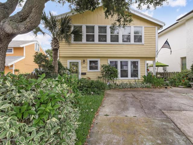 1606 1ST St, Neptune Beach, FL 32266 (MLS #937913) :: EXIT Real Estate Gallery