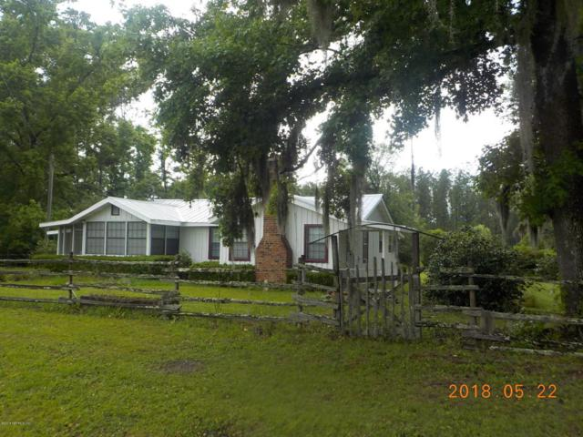 14534 Co Rd 121, Bryceville, FL 32009 (MLS #937959) :: The Hanley Home Team