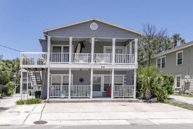 216 - 218 Seagate Ave, Neptune Beach, FL 32266 (MLS #938178) :: The Hanley Home Team