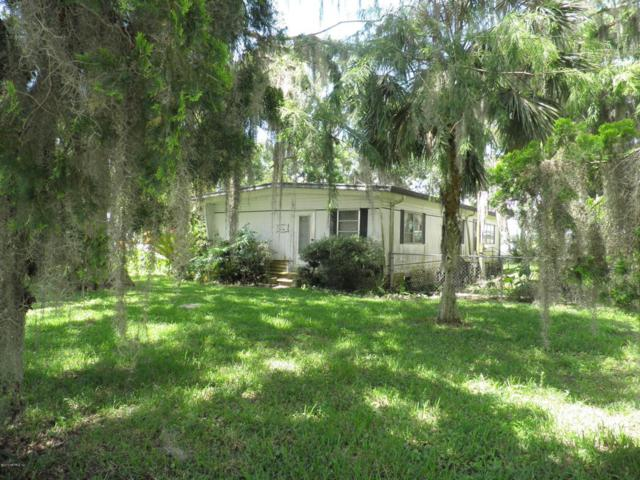 198 Palm Dr, Georgetown, FL 32139 (MLS #938421) :: EXIT Real Estate Gallery