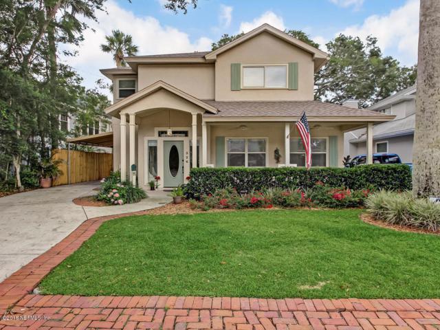 326 8TH St, Atlantic Beach, FL 32233 (MLS #938543) :: EXIT Real Estate Gallery