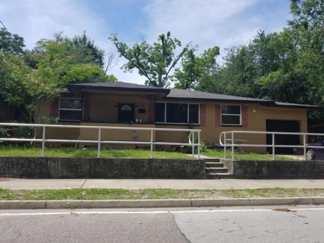 1864 W 13TH St, Jacksonville, FL 32209 (MLS #938944) :: The Hanley Home Team