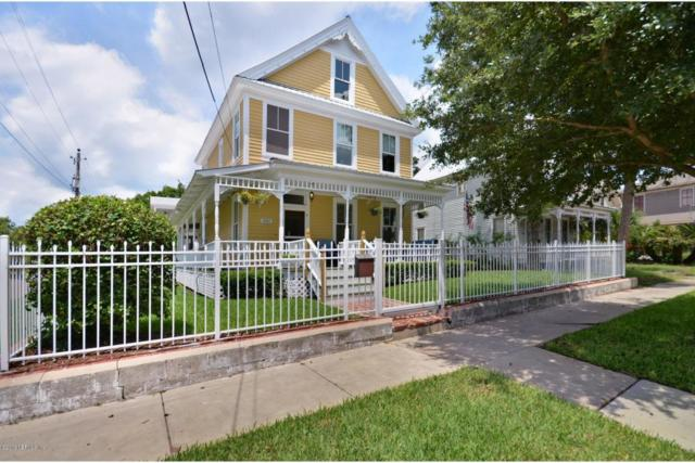 301 Broome St, Fernandina Beach, FL 32034 (MLS #939027) :: EXIT Real Estate Gallery
