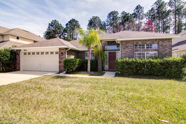 1863 Chatham Village Dr, Orange Park, FL 32003 (MLS #939074) :: EXIT Real Estate Gallery