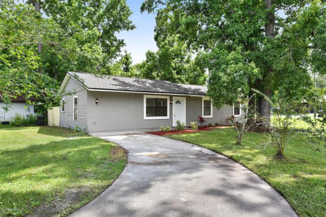 466 Sally St, GREEN COVE SPRINGS, FL 32043 (MLS #939471) :: EXIT Real Estate Gallery