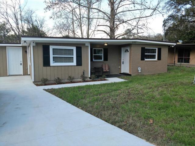 557 62ND St, Jacksonville, FL 32208 (MLS #939644) :: The Hanley Home Team