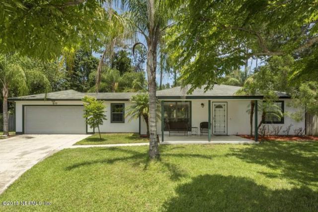 577 Brenda Ln, Jacksonville, FL 32225 (MLS #939650) :: The Hanley Home Team
