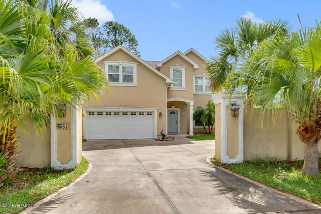 511 A1a N, Ponte Vedra Beach, FL 32082 (MLS #939653) :: EXIT Real Estate Gallery