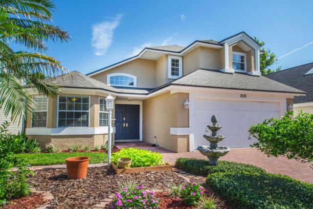 209 Charlemagne Cir, Ponte Vedra Beach, FL 32082 (MLS #939741) :: EXIT Real Estate Gallery