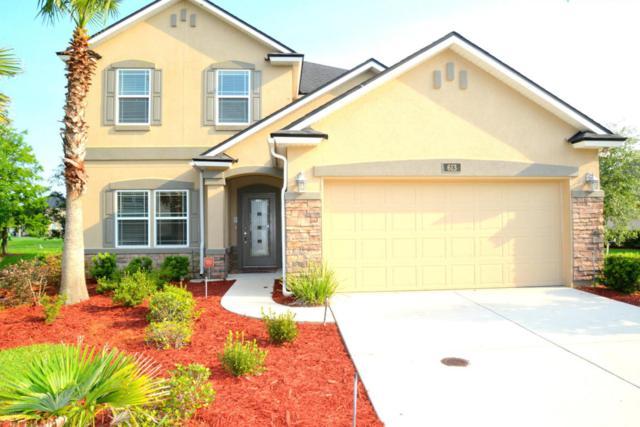 613 Porta Rosa Cir, St Augustine, FL 32092 (MLS #939803) :: EXIT Real Estate Gallery