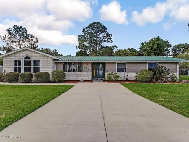 159 Beechers Point Dr, Welaka, FL 32193 (MLS #939816) :: EXIT Real Estate Gallery