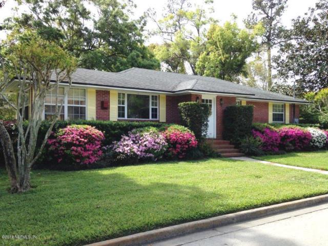 1404 Tiber Ave, Jacksonville, FL 32207 (MLS #939894) :: St. Augustine Realty