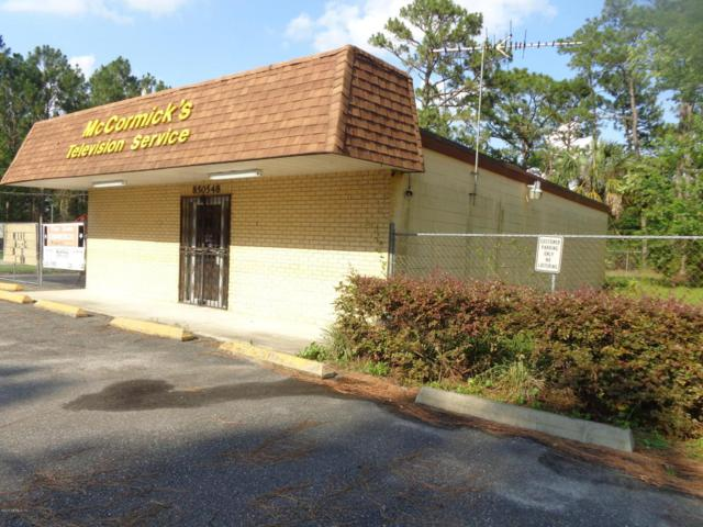 850548 Us Highway 17, Yulee, FL 32097 (MLS #939933) :: EXIT Real Estate Gallery