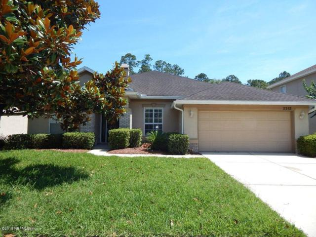 2352 Crooked Pine Ln, Fleming Island, FL 32003 (MLS #940059) :: Perkins Realty