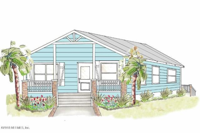 0 1ST St (LOT 17), St Augustine, FL 32080 (MLS #940355) :: EXIT Real Estate Gallery