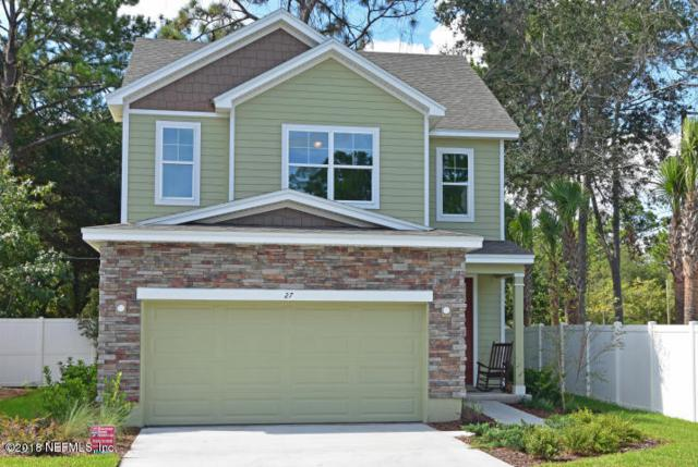 27 Moultrie Creek Cir, St Augustine, FL 32086 (MLS #940405) :: EXIT Real Estate Gallery