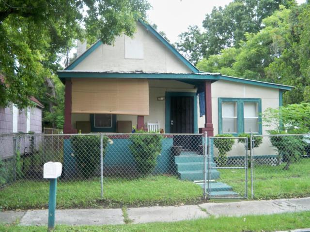 1607 Logan St, Jacksonville, FL 32209 (MLS #940406) :: EXIT Real Estate Gallery