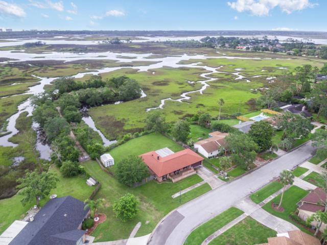 3909 Cedar Island Rd E, Jacksonville, FL 32250 (MLS #940559) :: The Hanley Home Team