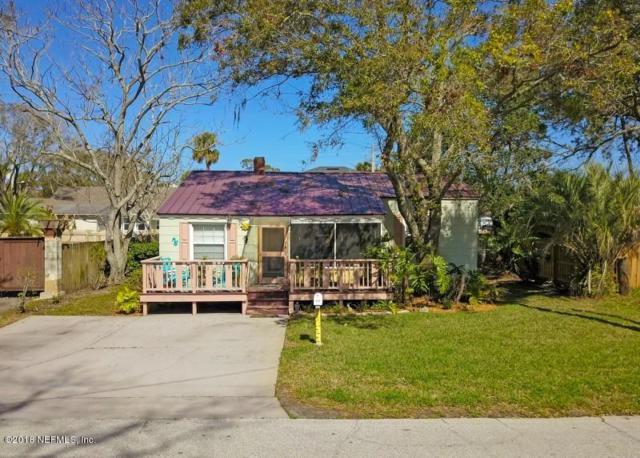 1211 1ST Ave N, Jacksonville Beach, FL 32250 (MLS #940845) :: The Hanley Home Team