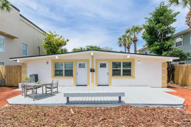 714 1ST St, Neptune Beach, FL 32266 (MLS #940900) :: The Hanley Home Team