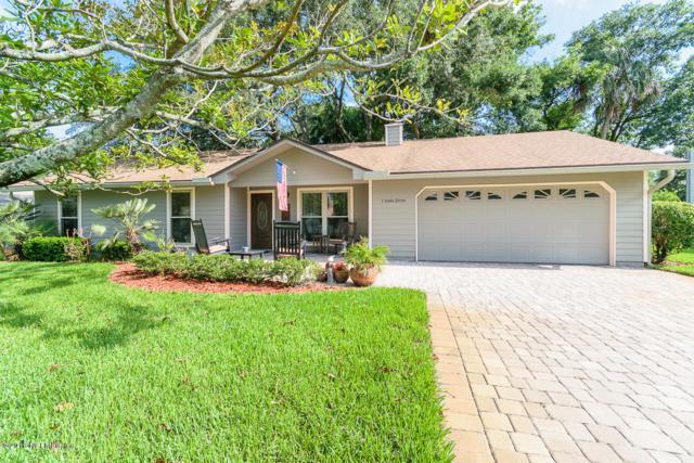 1 Oaks Dr, Jacksonville Beach, FL 32250 (MLS #941002) :: EXIT Real Estate Gallery