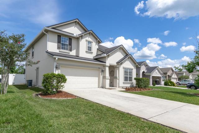 844 Porto Cristo Ave, St Augustine, FL 32092 (MLS #941096) :: EXIT Real Estate Gallery