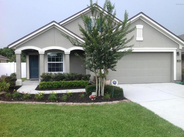 318 Casa Sevilla Ave, St Augustine, FL 32092 (MLS #941215) :: St. Augustine Realty