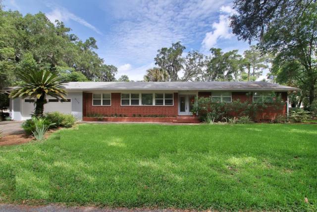 5114 San Jose Blvd, Jacksonville, FL 32207 (MLS #941252) :: The Hanley Home Team
