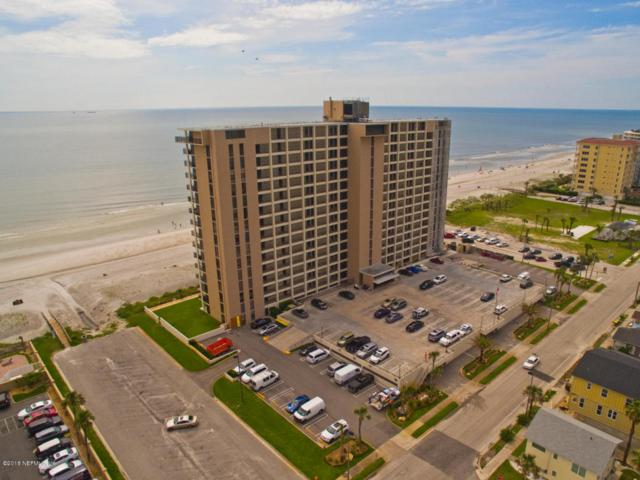 1301 1ST St S #706, Jacksonville Beach, FL 32250 (MLS #941337) :: Memory Hopkins Real Estate