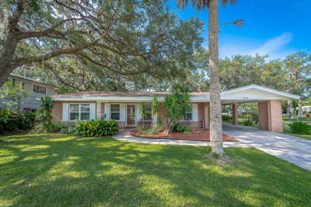 219 Estrada Ave, St Augustine, FL 32084 (MLS #941410) :: EXIT Real Estate Gallery