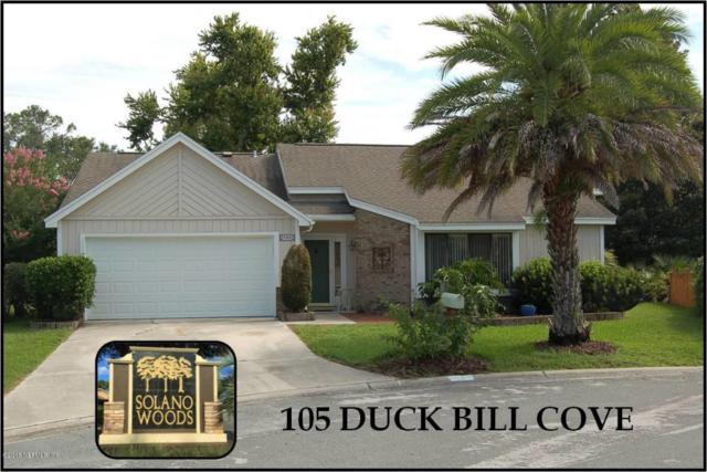 105 Duck Bill Cove, Ponte Vedra Beach, FL 32082 (MLS #941644) :: EXIT Real Estate Gallery