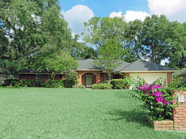 1841 Melrose Plantation Dr, Jacksonville, FL 32223 (MLS #941854) :: St. Augustine Realty