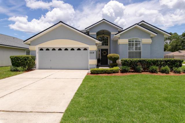 1519 Cedar Grove Ter, Orange Park, FL 32003 (MLS #942260) :: Perkins Realty