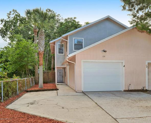 124 Magnolia St, Atlantic Beach, FL 32233 (MLS #942401) :: The Hanley Home Team