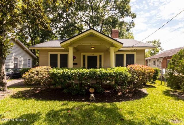 579 Meteor St, Jacksonville, FL 32205 (MLS #942628) :: RE/MAX WaterMarke