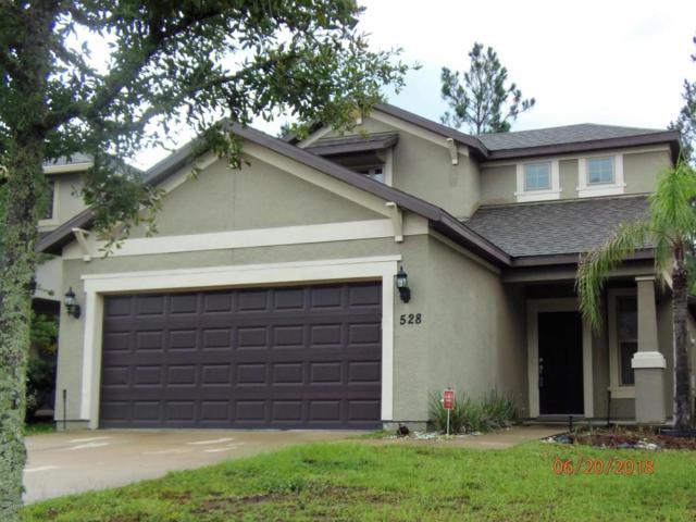 528 Drysdale Dr, Orange Park, FL 32065 (MLS #942931) :: Perkins Realty