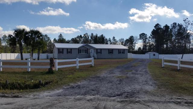 2181 Kinard Rd, Bryceville, FL 32009 (MLS #943099) :: The Hanley Home Team