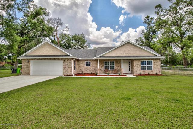 85088 Windy Oaks Ln, Yulee, FL 32097 (MLS #943216) :: The Hanley Home Team