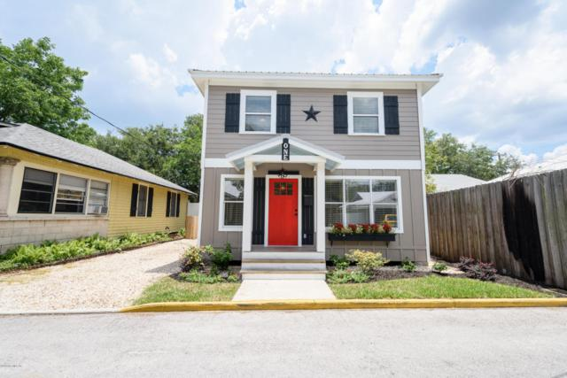 1 Fletcher Ln, St Augustine, FL 32084 (MLS #943329) :: EXIT Real Estate Gallery