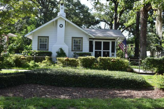 3640 Boone Park Ave, Jacksonville, FL 32205 (MLS #943360) :: Florida Homes Realty & Mortgage