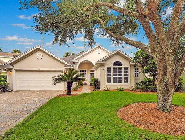 313 Water's Edge Dr S, Ponte Vedra Beach, FL 32082 (MLS #943374) :: The Hanley Home Team