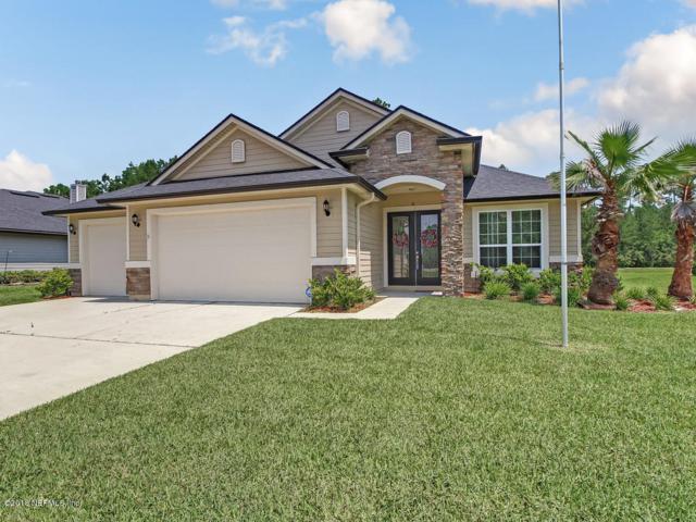 79668 Plummers Creek Dr, Yulee, FL 32097 (MLS #943402) :: EXIT Real Estate Gallery