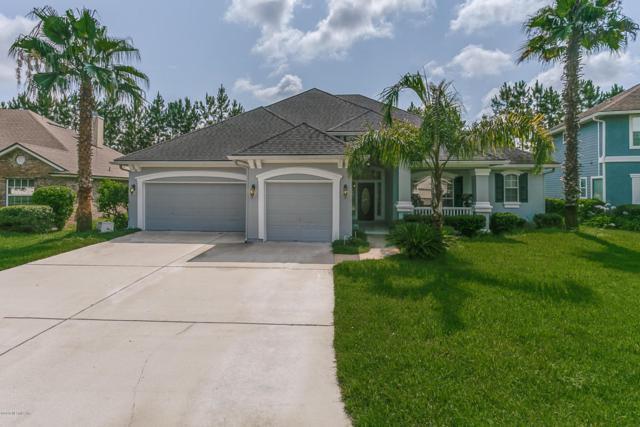 821 Songbird Dr, Orange Park, FL 32065 (MLS #943431) :: RE/MAX WaterMarke