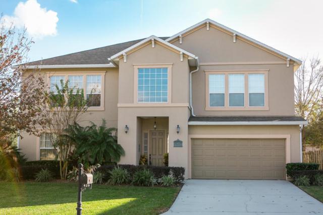 429 Johns Creek Pkwy, St Augustine, FL 32092 (MLS #943548) :: St. Augustine Realty