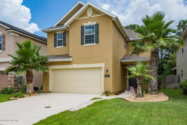 336 Silver Glen Ave, St Augustine, FL 32092 (MLS #944007) :: EXIT Real Estate Gallery