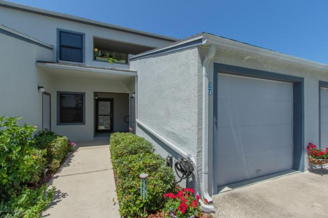 890 A1a Beach Blvd #67, St Augustine, FL 32080 (MLS #944112) :: Memory Hopkins Real Estate
