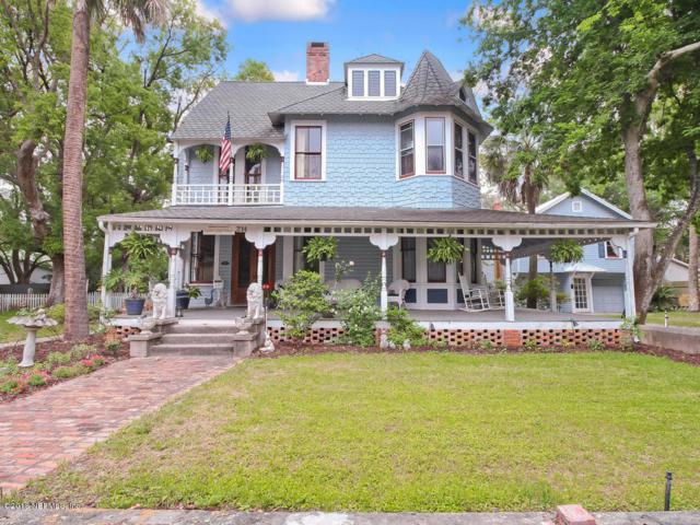 214 S 7TH St, Fernandina Beach, FL 32034 (MLS #944235) :: EXIT Real Estate Gallery