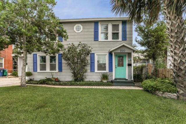 220 Seagate Ave, Neptune Beach, FL 32266 (MLS #944332) :: EXIT Real Estate Gallery