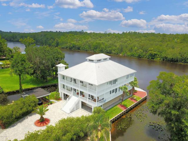 419 Lake Asbury Dr, GREEN COVE SPRINGS, FL 32043 (MLS #944349) :: The Hanley Home Team