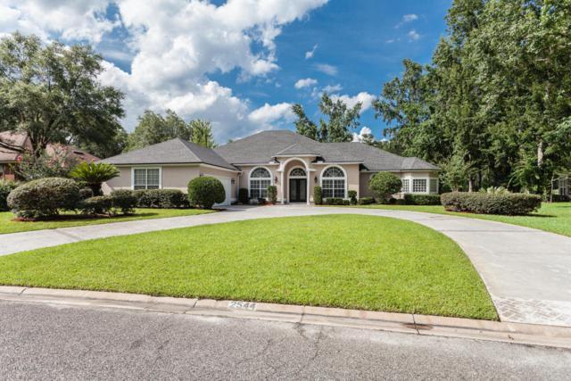 2544 Sterling Oaks Ct, Orange Park, FL 32073 (MLS #944589) :: EXIT Real Estate Gallery